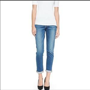 FRAME Denim 'Le Garçon' Skinny Boyfriend Jeans 🦋